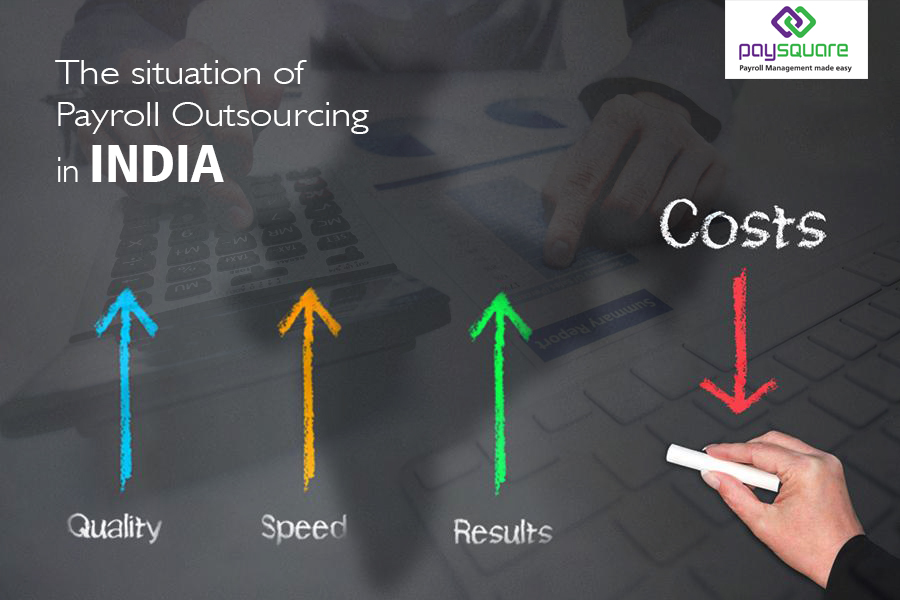 The situation of payroll outsourcing in India