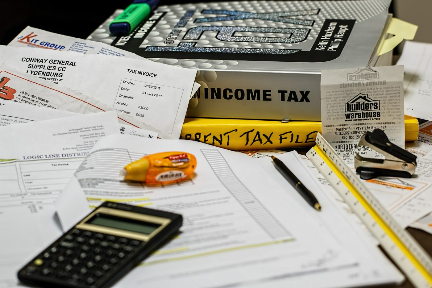 income tax e-filing