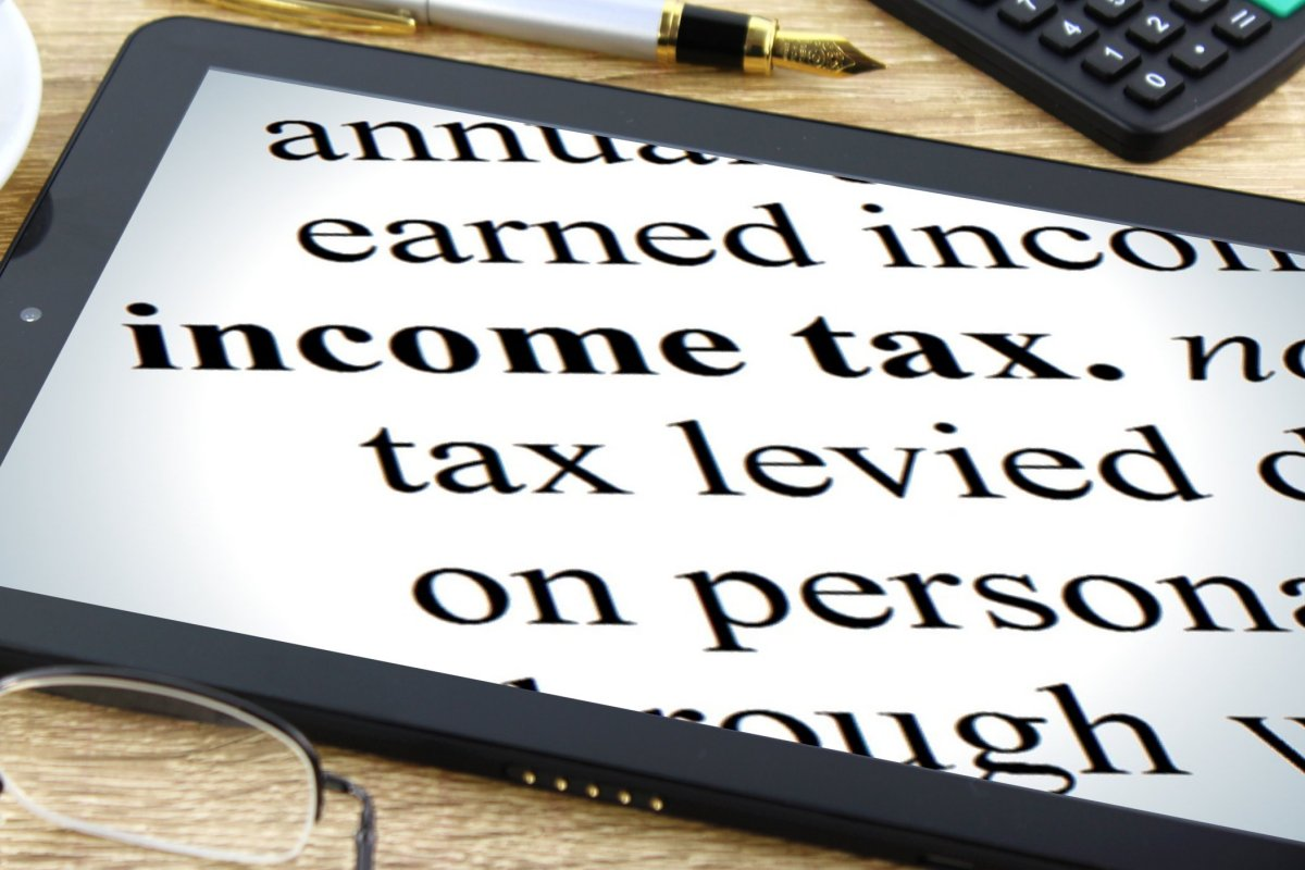 Filing of Income Tax