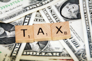 plan funds for taxes