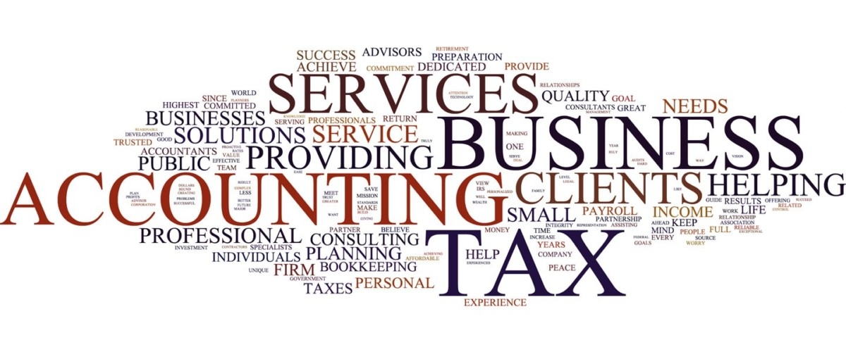 accounting and tax preparation